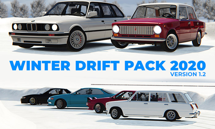 Winter Drift Pack
